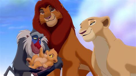 lion king simbas pride  lives   youtube