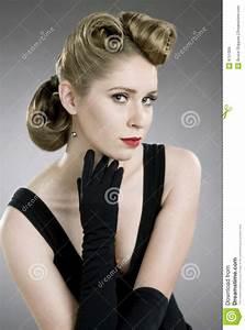 Coiffure Des Années 50 : julietlauratricia web coiffure ann e 50 ~ Melissatoandfro.com Idées de Décoration