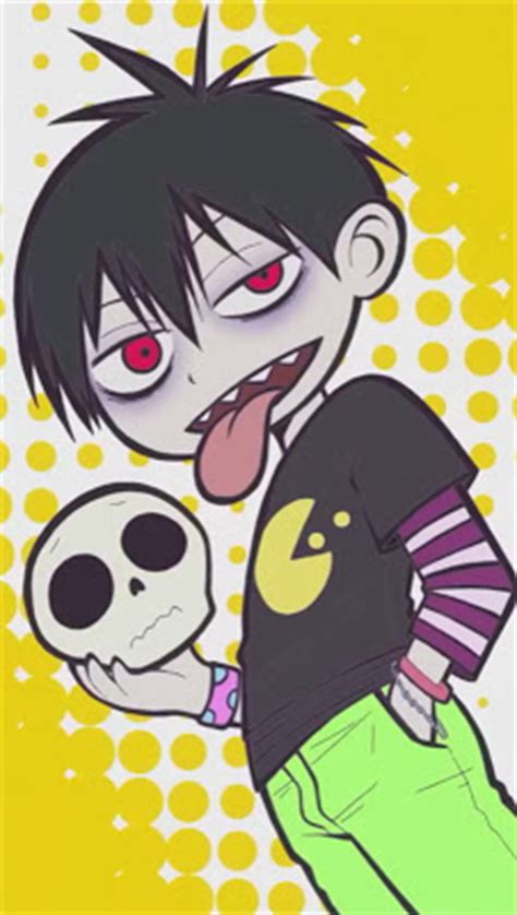 chibi character blood lad