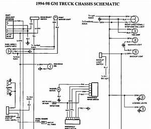 2003 Chevy Trailblazer Wiring Diagram Rear