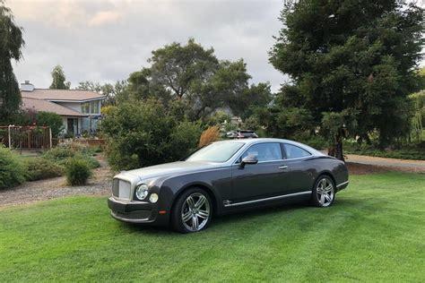 Modifikasi Bentley Mulsanne by Bentley Mulsanne Coupe Buatan Ares Design Resmi Mendarat