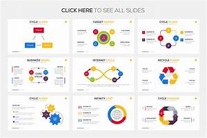 74 Cycle Infographic Template