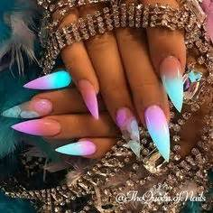 25 Best Ideas about Stiletto Nail Designs on Pinterest