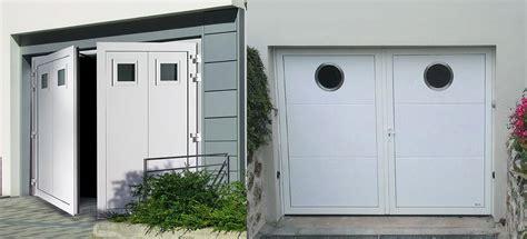 porte de garage moderne portes de garage 224 vantaux ouvertures