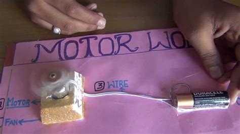 science projects  class  students   motor works