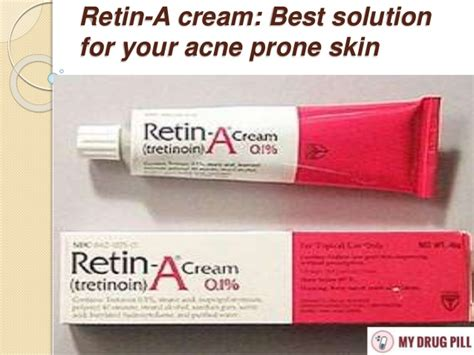 Best Solution For Acne Retin A Best Solution For Your Acne Prone Skin