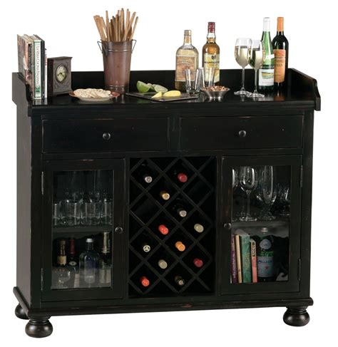 Bar Furniture Cabernet Hills Wine And Bar Cabinet