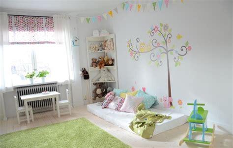 Kinderzimmer Maedchen Einrichten Dekorieren Wandaufkleber