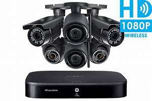 Flexible Security System With 4k Dvr  2 Wireless And 4