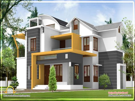 house design modern house plans kerala modern house design