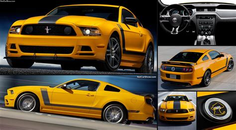 2012 Ford Mustang 302 Specs by Ford Mustang 302 2013 Pictures Information Specs