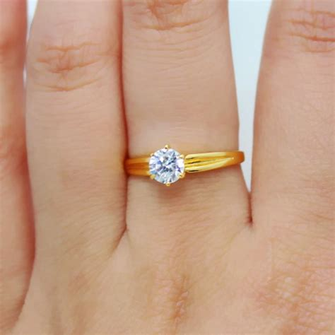 2019 ms ring wedding ring wedding ring to him gold plated wedding accessories the