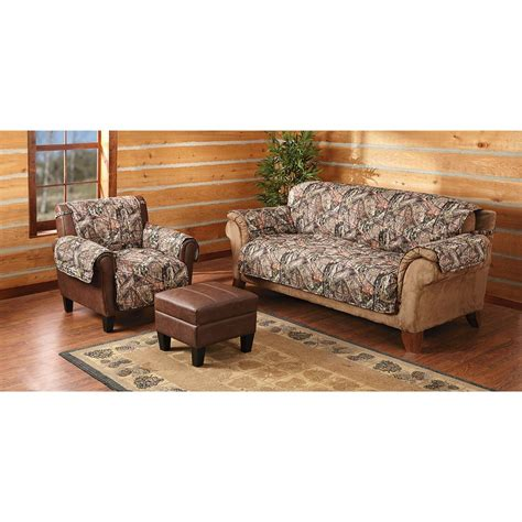 camo sofa covers mossy oak camo furniture covers 647980 furniture covers at sportsman s guide