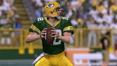 Madden Rodgers Aaron Nfl Ratings Packers Quarterbacks
