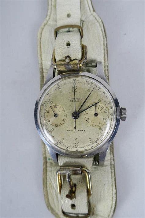 bracelet homme mont blanc universal 232 ve uni compax montre d homme bracelet aviate