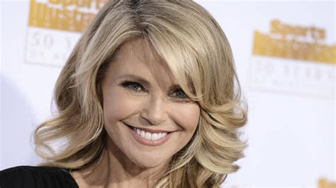 Supermodel Christie Brinkley Being Treated In Miami After