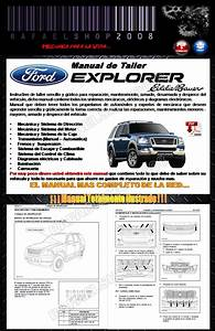 Ford Explorer Eddie Bauer 2005 2010 Manual De Taller Diagram