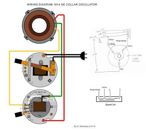 Wiring Diagram Collar Oscillator Pre