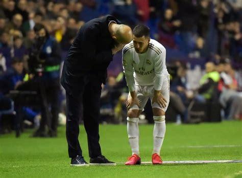Zidane hopes for Hazard return this season after latest ...