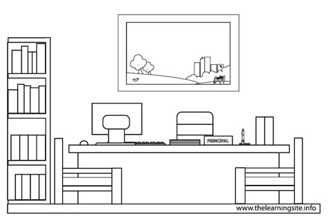 principal039s office clipart black and white school office clipart 101 clip