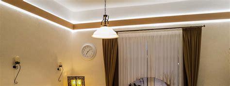 Indirekte Beleuchtung Wand Led led stuckprofile f 252 r indirekte wandbeleuchtung