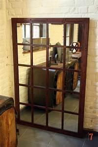 Grand Miroir Industriel : 25 id es d co pour habiller un mur ~ Melissatoandfro.com Idées de Décoration