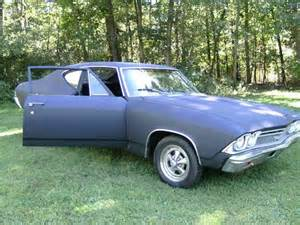 1968 Chevelle Malibu 4 Speed