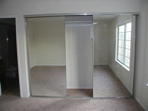 mirrored closet doors frameless interior exterior doors