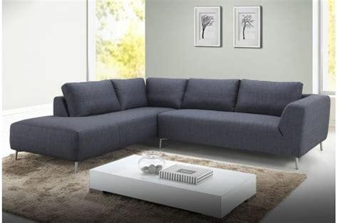 sofactory canapé canapé d 39 angle gauche en tissu design sur sofactory