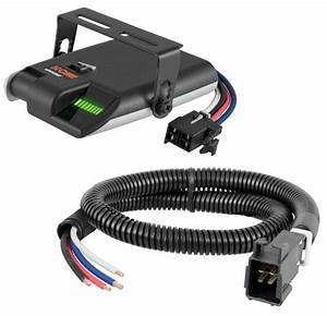Curt Venturer Brake Control  U0026 Wiring Harness Kit For