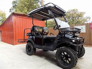 Apocalyptic Hunter Edition 48v Electric Lifted Golf Cart