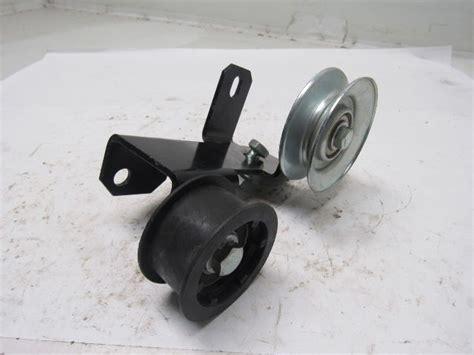 power twist  belt tension guide roller conveyor drive