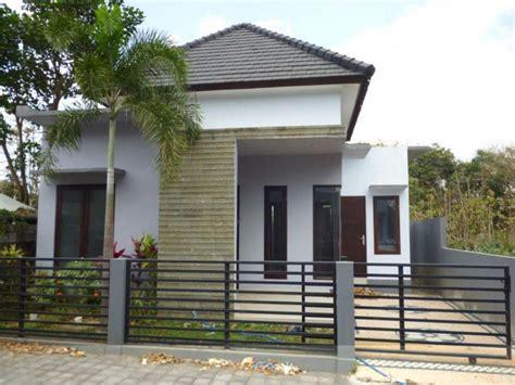 desain rumah minimalis pintu samping kumpulan desain rumah