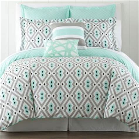 jcpenney twin comforter sets happy chic by jonathan adler duvet cover set and accessories found at jcpenney bedroom