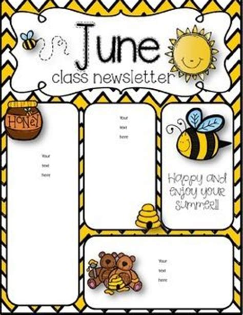 best 25 school newsletters ideas on preschool 192 | 5076d372b8df6051d49ed3420e5e0414 newsletter templates newsletters