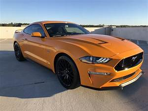 Couldn't help myself. Couldn't take my eyes off this so I had to get it. 2019 GT in Fury Orange ...