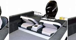 Folding Rear Deck Seats