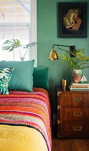 Funky Bedroom Ideas Decorating Also Bed - Decoratorist ...