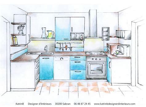 croquis cuisine croquis de salle de bain maison design sphena com