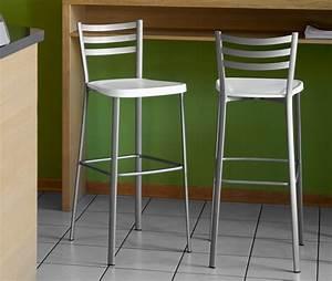 Chaise Cuisine Haute : chaise haute cuisine contemporaine ~ Teatrodelosmanantiales.com Idées de Décoration
