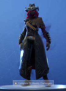 What Are The Unlockable Styles Of Fortnite39s New Calamity