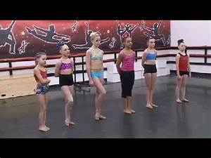Dance Moms Pyramid; (Season 4, Episode 11) - YouTube