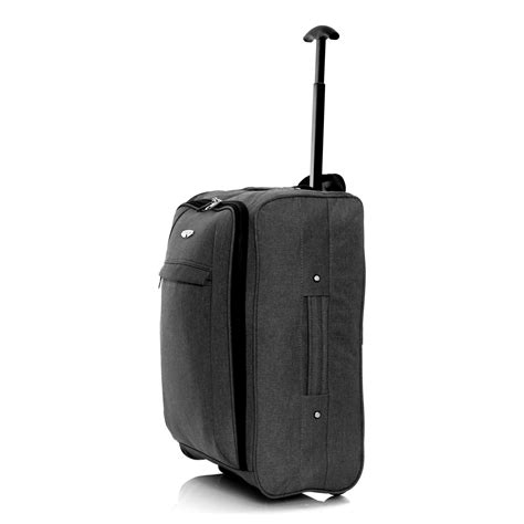 Easyjet Cabin Suitcase by Ryanair Easyjet Flybe Cabin Approved Flight Trolley
