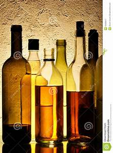 Bottles Of Alcohol Royalty Free Stock Photography - Image ...