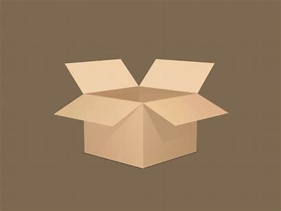 Opening Gifs Animation Cardboard Carton Sequence Giphy