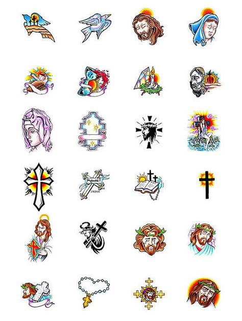 christian cross tattoo designs gallery  tattoo