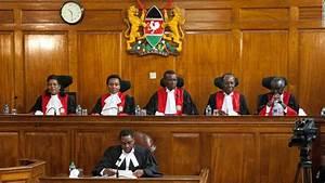 Kenya's Supreme Court involved in 'coup,' President says - CNN