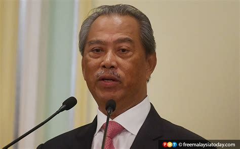 Muhyiddin grew up in the state of johor and joined the state public service after graduating from university. Muhyiddin won't go for snap polls, say analysts | Free ...