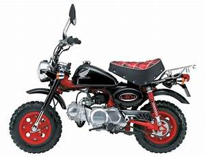 Honda Z50 Monkey Z50j Bike Workshop Service Repair Manual