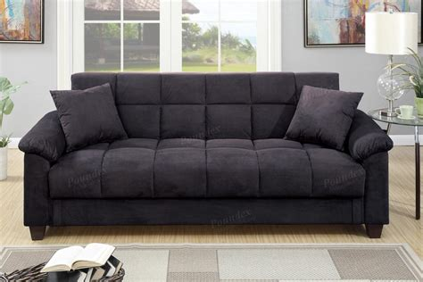Black Fabric Loveseat by Black Fabric Sofa Bed A Sofa Furniture Outlet Los
